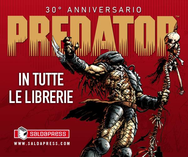 Predator 30o Anniversario