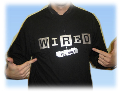 Wired TShirt