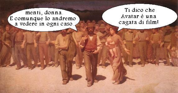 Avatar, il filme.