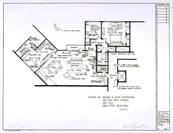 progetti architettonici delle case della tv leganerd