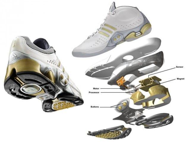 adidas la scarpa intelligente