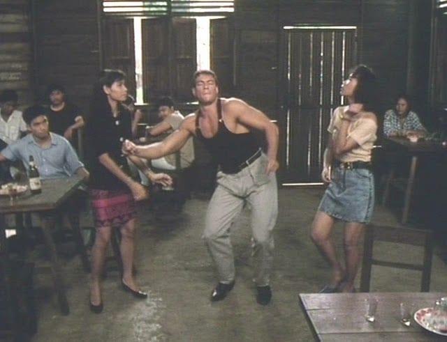 Lezioni di danza by Van Damme
