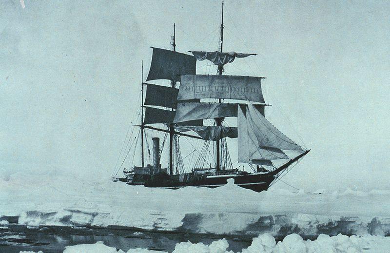La conquista del Polo sud: The Race!