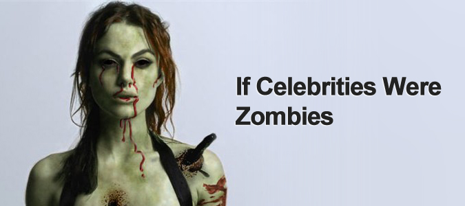 Zombie Celebrities 2