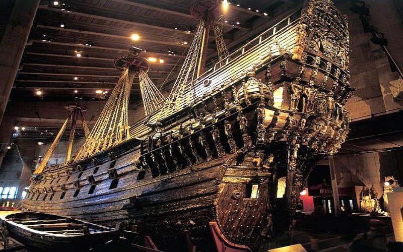 Epic fail storici il vasa leganerd for Vasa ship