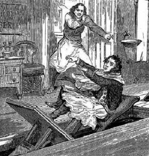 Sweeney Todd, il barbiere demonio di Fleet Street