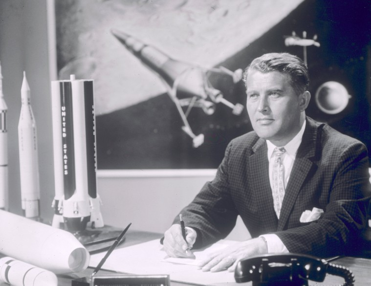 Wernher von Braun