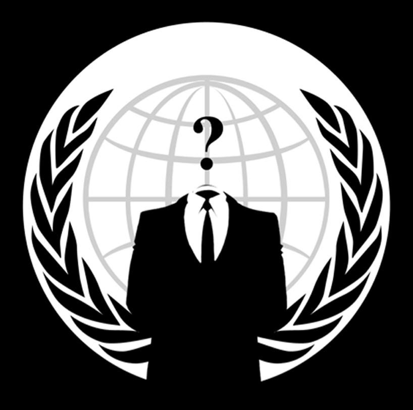 Anonymous - Dal Brasile a Londra