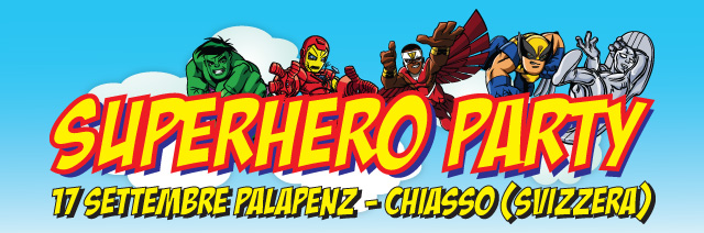 superheroparty