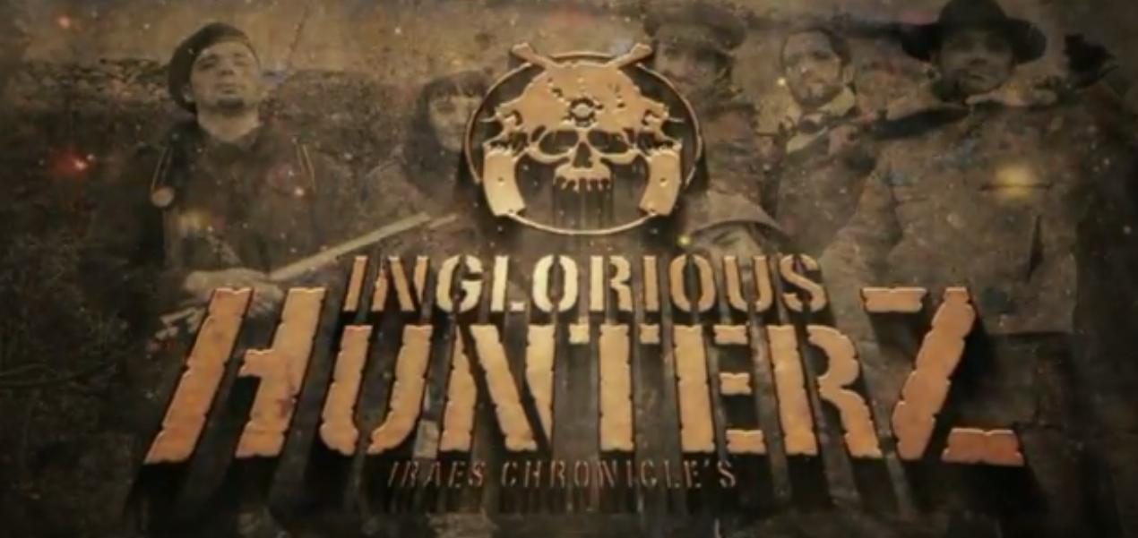 "Inglorious hunterz ep.4 "" i figli dell' Ira"""
