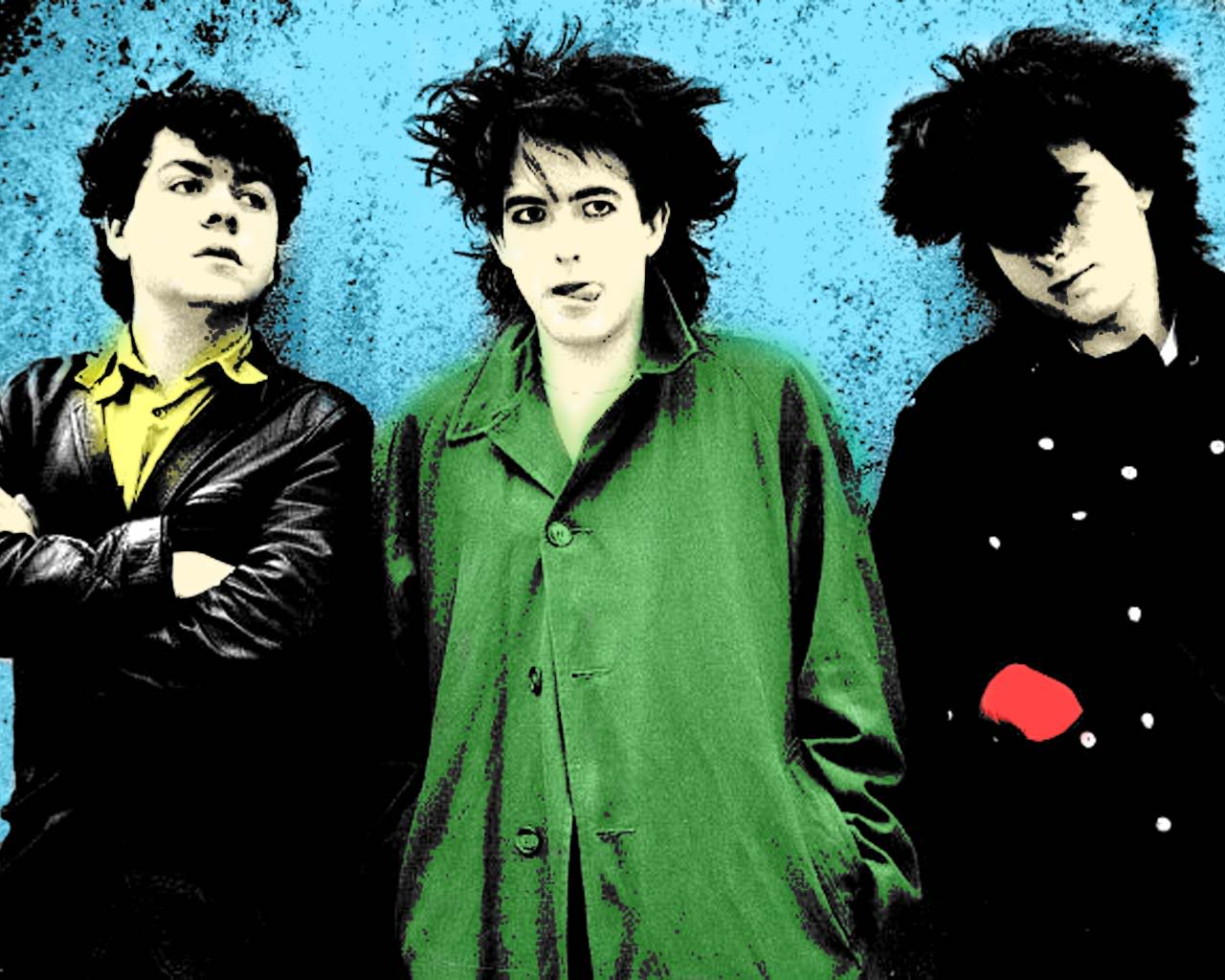 Robert Smith Ed I The Cure Leganerd