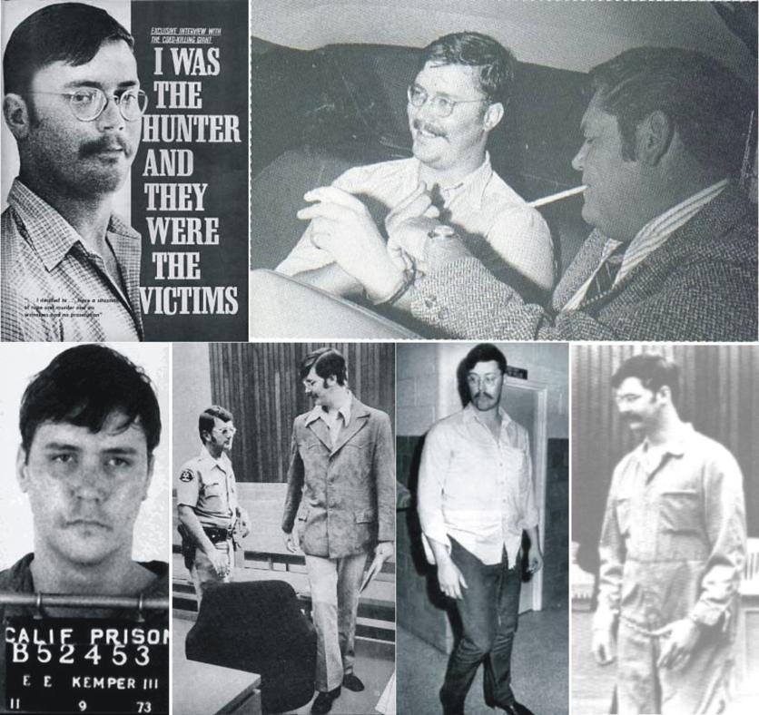 "Edmund ""Big Ed"" Kemper III - The Co-ed Killer"
