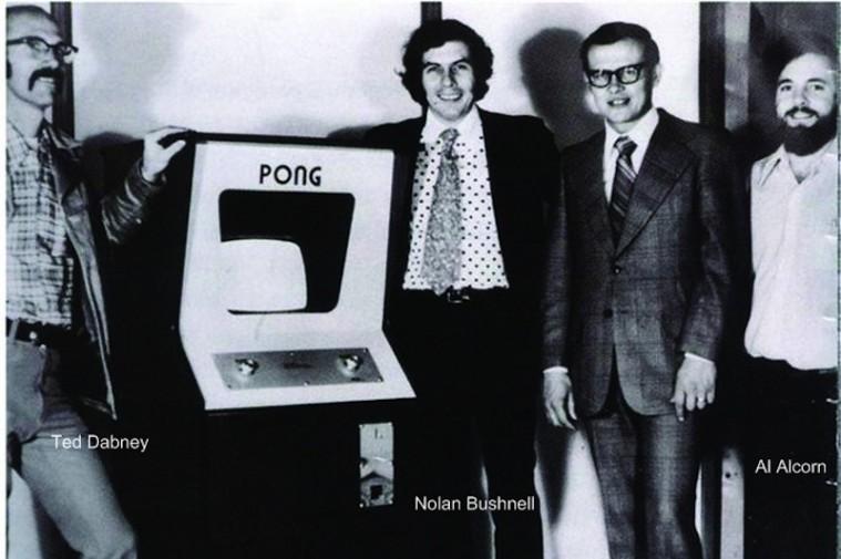 L'Atari e il suo PONG