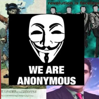 Il nome multiplo: da Buddha ad Anonymous