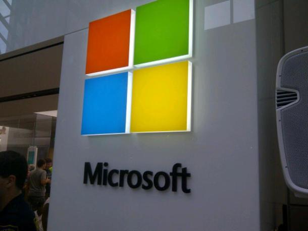Il nuovo look di Microsoft
