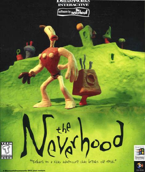 The Neverhood - quando la Claymotion era arte da giocare!