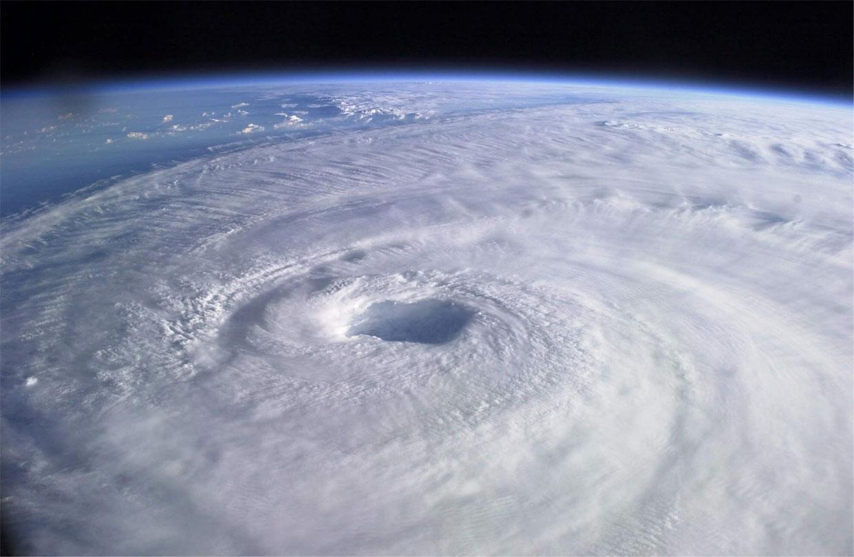 Tromba d'aria, Tornado, Uragano, Tifone, semplice Temporale?