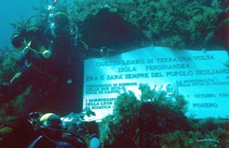 Ferdinandea, l'isola che non c'è