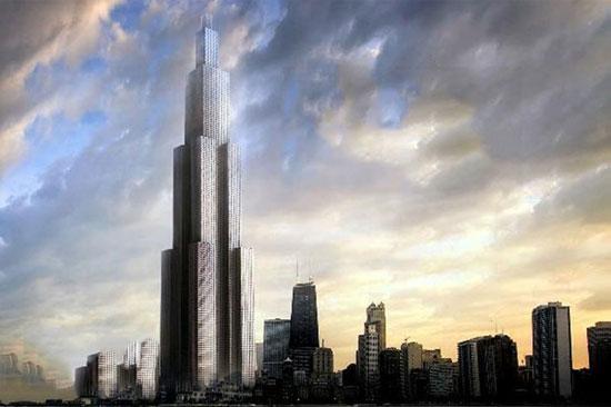 Sky City One: Novanta giorni per toccare il cielo
