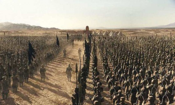 L'esercito di terracotta di Xi'an