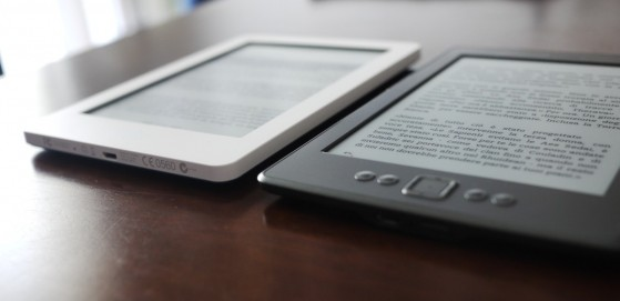 Kobo Glo & Kindle 4