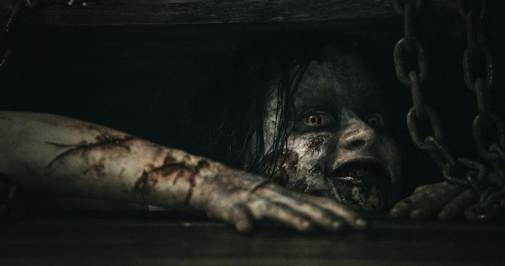 Evil Dead ritorna al cinema: il remake de La Casa