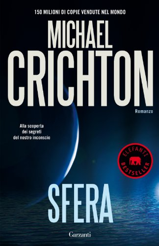 Sfera by Michael Crichton