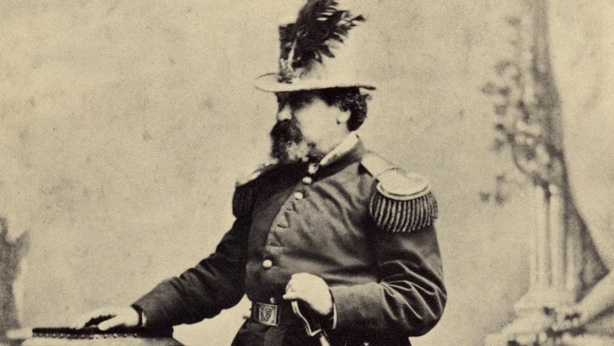 Norton I, imperatore degli Stati Uniti d'America e Protettore del Messico