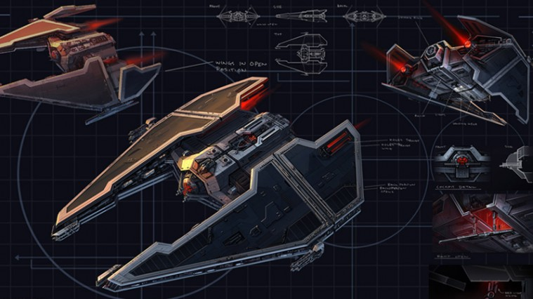 Sith Inquisitor Fury Class