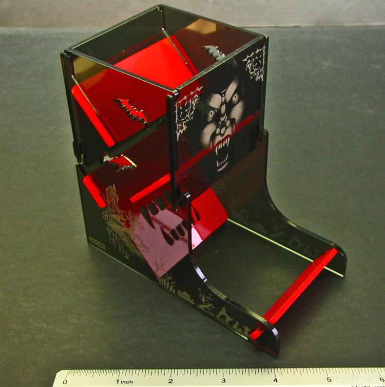 pocket dice tower