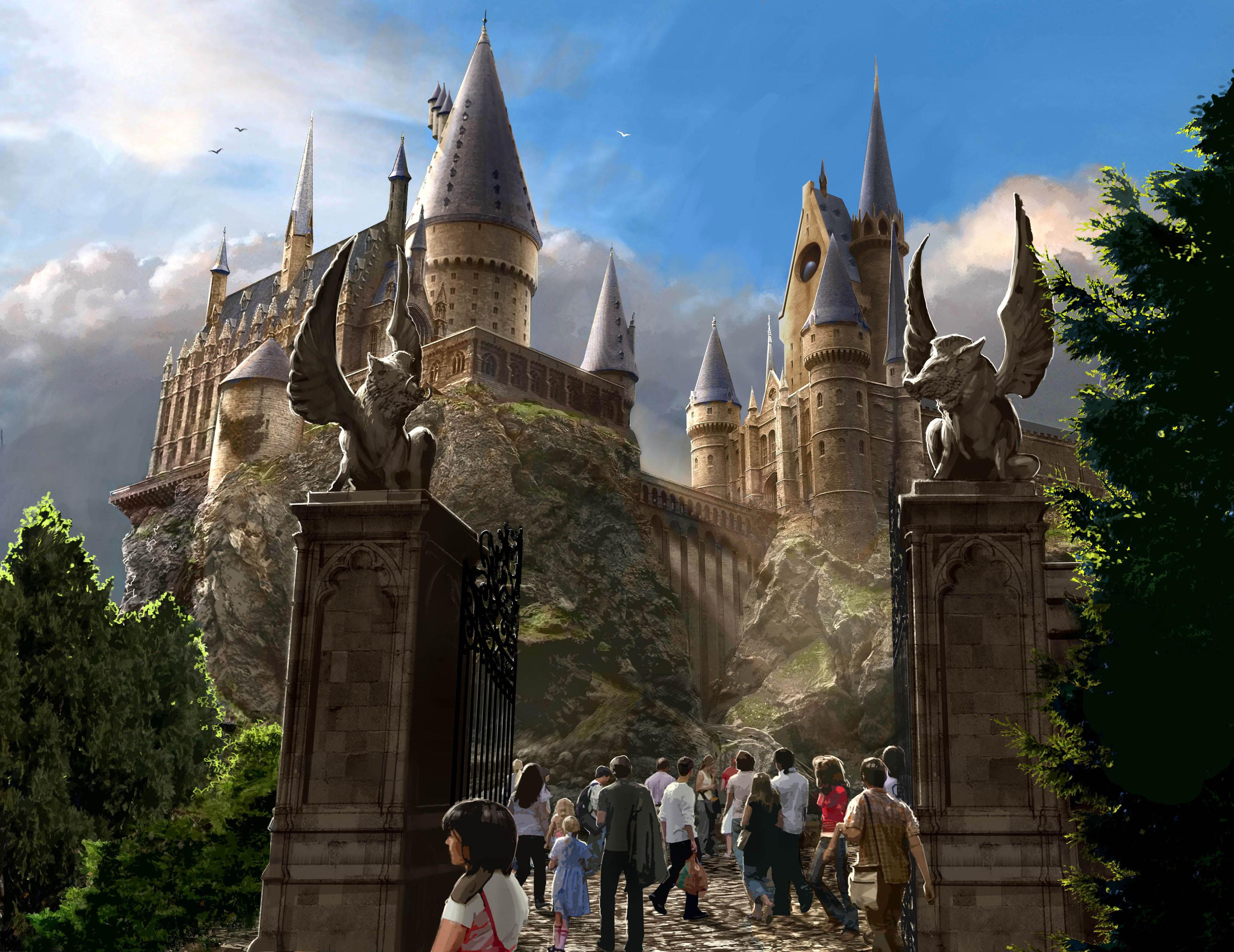 Studiare a Hogwarts