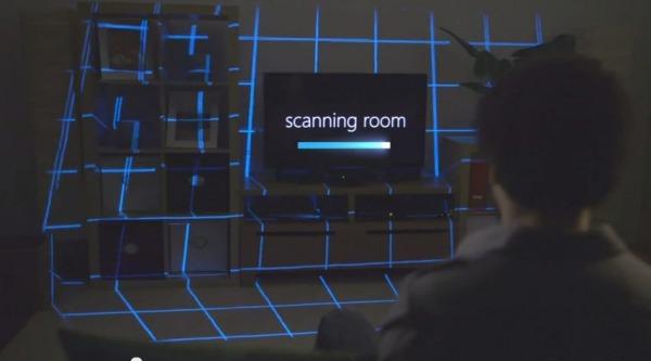 IllumiRoom Project: realtà virtuale vicina?