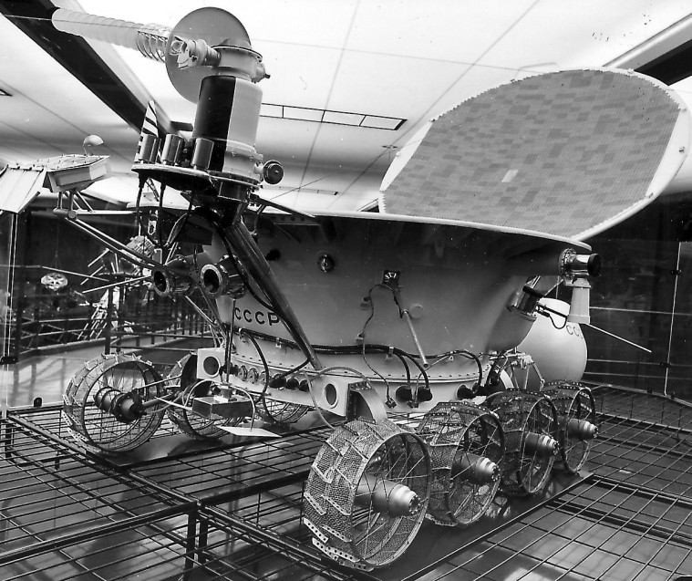 Il programma Lunokhod #LegaNerd
