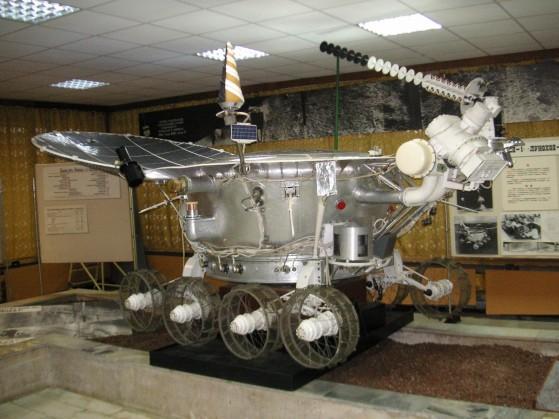 Lunokhod 3