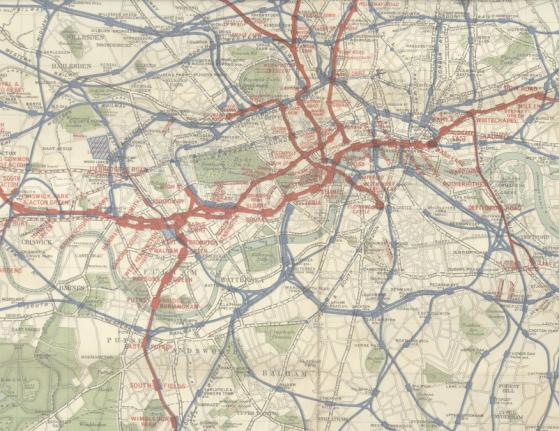 Cartina Stradale Londra.La Metropolitana Di Londra Compie 150 Anni Ecco Come E Evoluta Lega Nerd