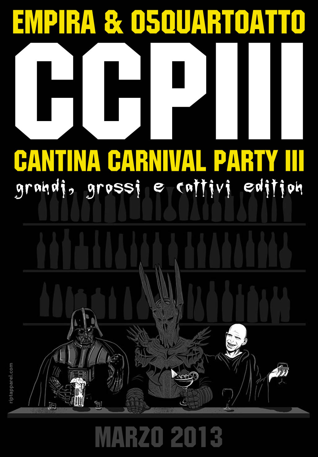 Cantina Carnival Party III
