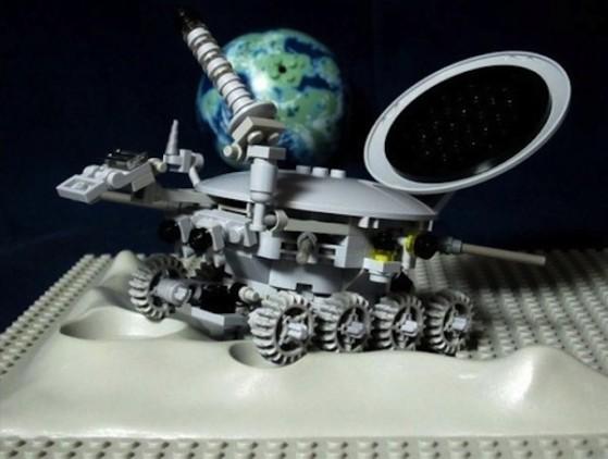 Lego Lunokhod