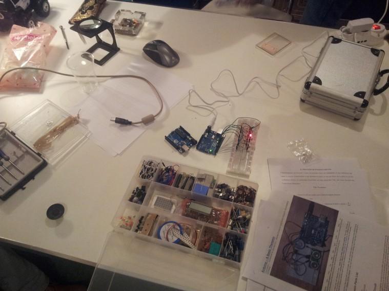 Robo Afternoon – un pomeriggio di ordinaria robotica