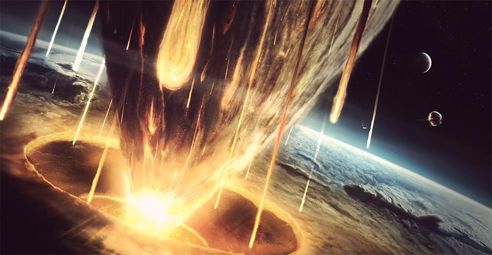 La Mappa di tutti i Meteoriti caduti sulla Terra