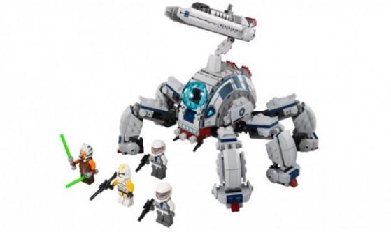LEGO 75013 Umbaran MHC (Mobile Heavy Cannon)
