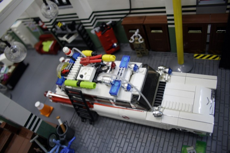 Lego Ghostbusters Headquarter - 023