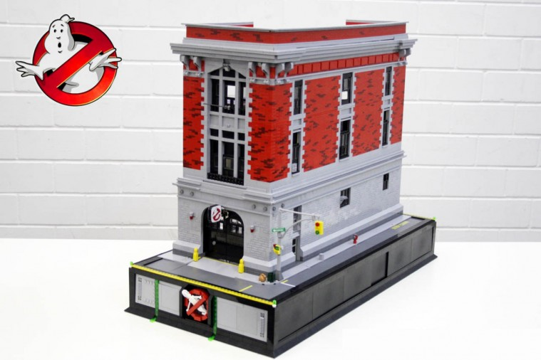 Lego Ghostbusters Headquarter