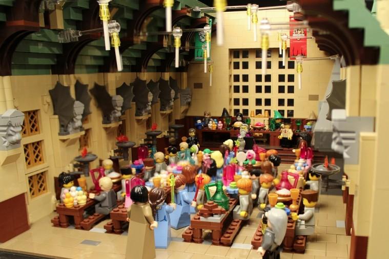 Lego Hogwarts - 009