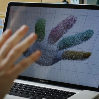 Leap Motion hands on