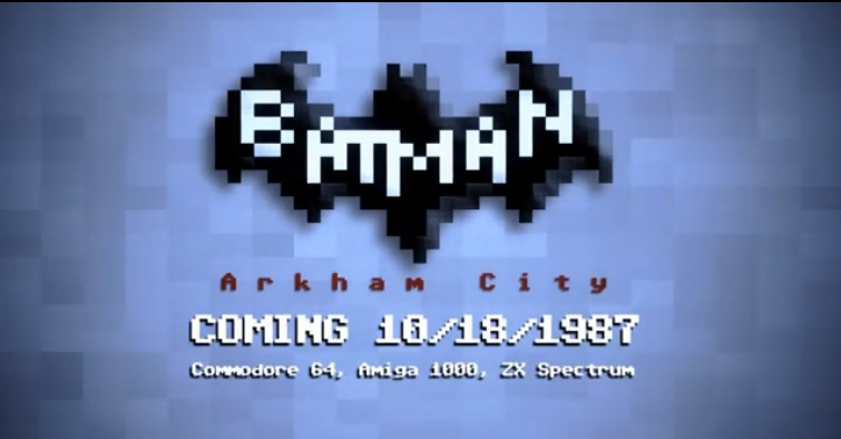 8-Bit Batman: Arkham City