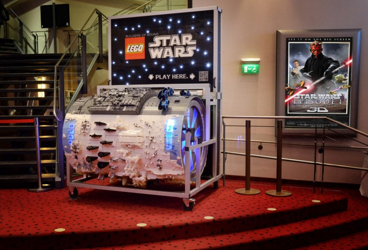 BUILDERS OF SOUND - THE LEGO STAR WARS ORGAN