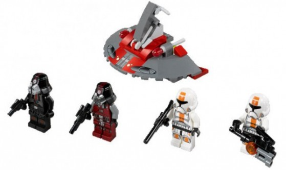 Lego 75001