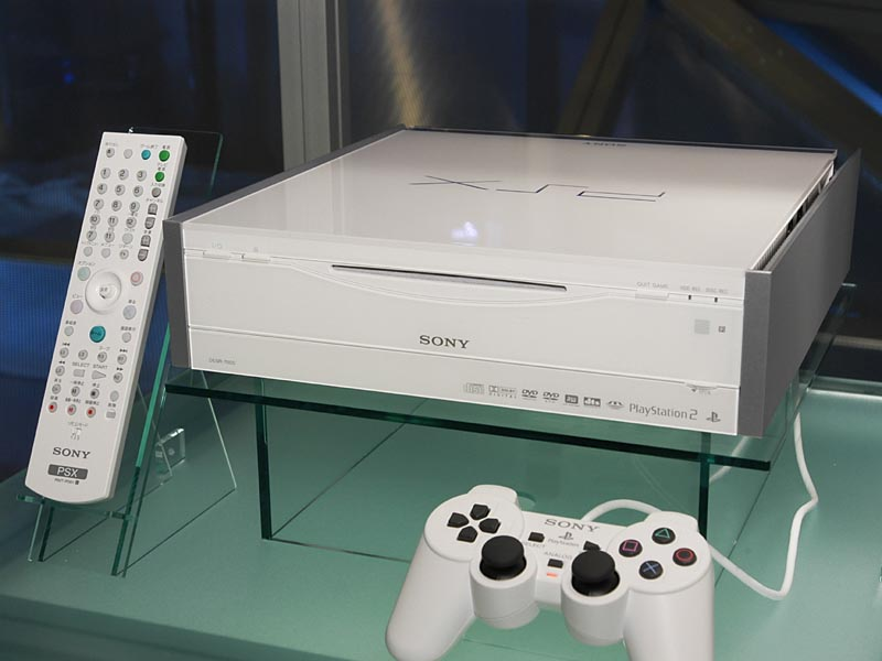 Sony PSX, il media center fallito