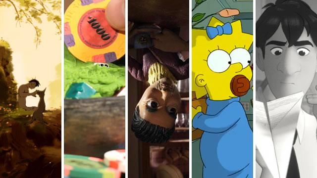 Le nomination agli Oscars 2013 per il miglior corto animato