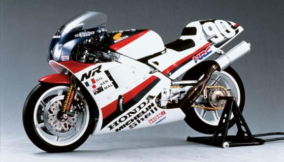 Honda NR750 1987